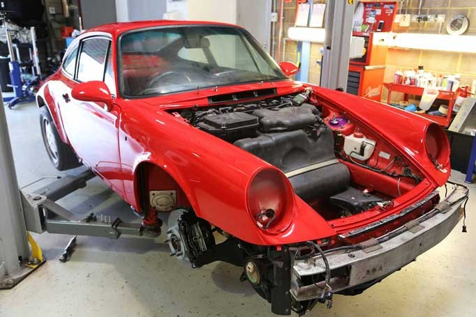 Porsche Restoration Tips: Getting Your Classic To Mint Condition